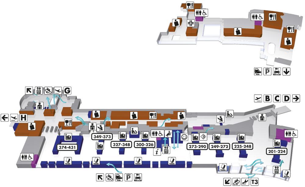 Maps Aeroporti di Roma